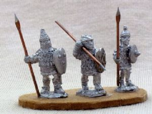 MUF29 Andalusian armoured spearmen